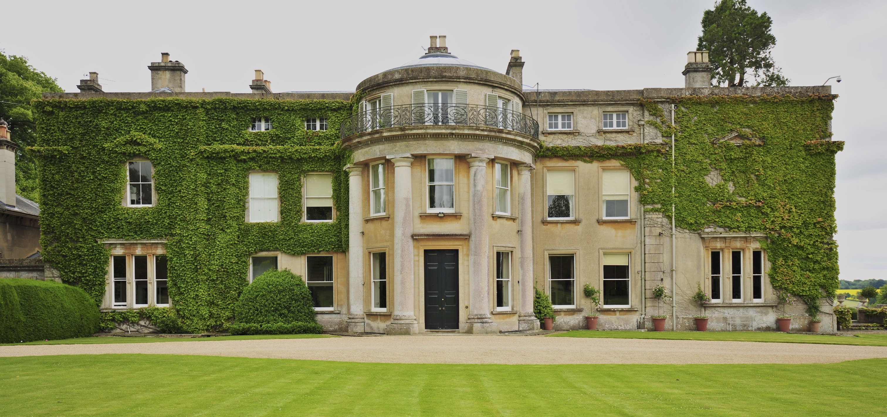 Woolley Estate - Private Wedding Venue hire based in Oxfordshire